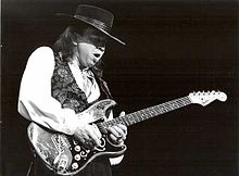 """Stephen """"Stevie"""" Ray Vaughan 