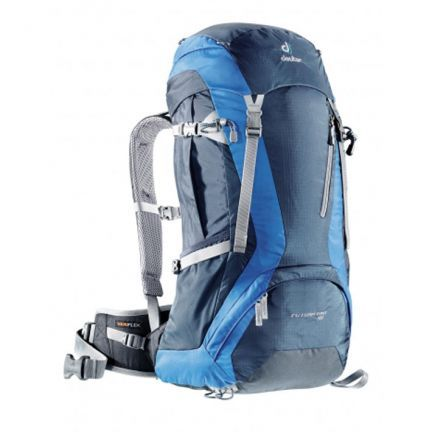 Deuter Futura Pro Midnight Ocean Rucksack - If a quality rucksack bag is what you are after, you will find that this rucksack meets all your expectations with elan. This is made of Ripstop 210 and Super Polytex and promises to be a useful buy for true enthusiasts. The attractive Midnight Ocean color will attract you with ease!