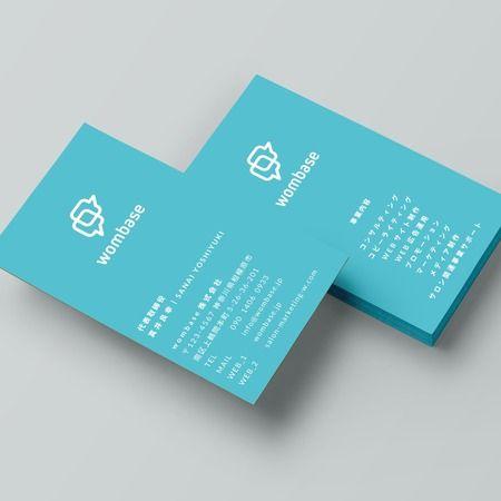haru_Designさんの提案 - マーケティングコンサルティング会社の名刺デザイン | クラウドソーシング「ランサーズ」