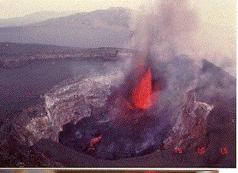 伊豆大島火山
