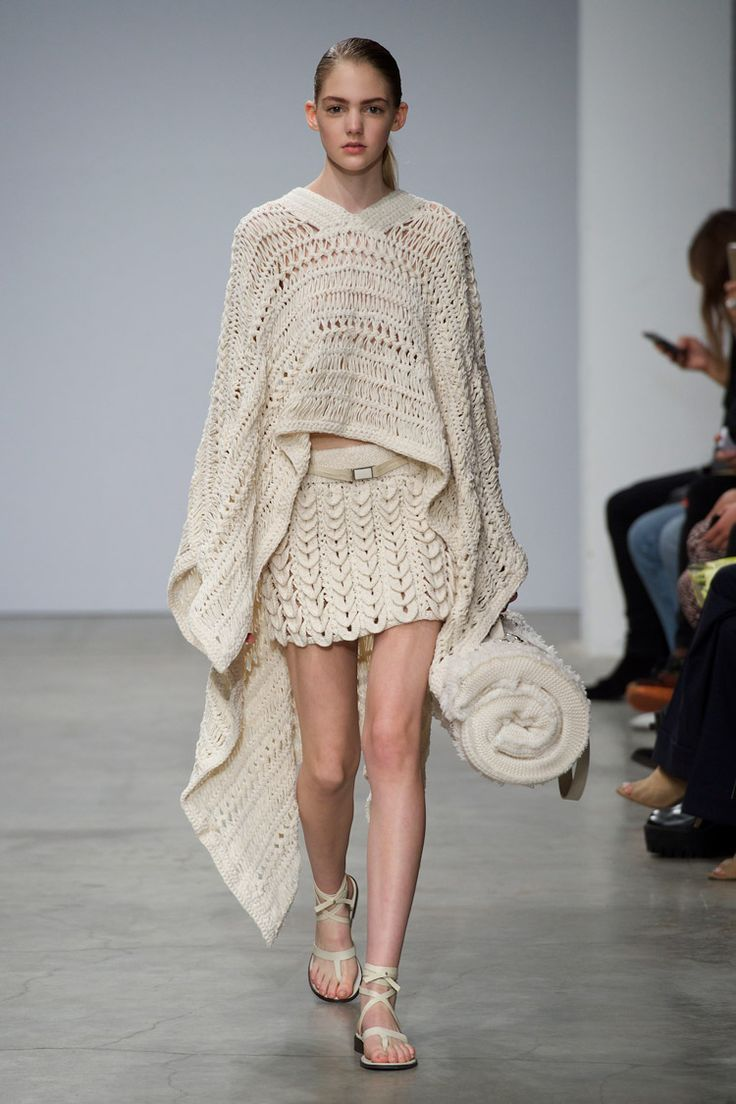 Allude Spring Summer 2015 Womenswear Collection