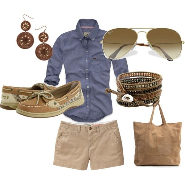 Untitled #16, created by cocoa41 on Polyvore  I have these shoes...and similar earrings!