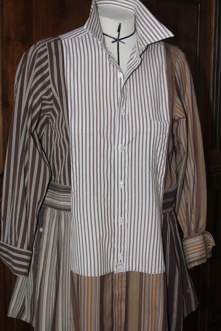 Pat Congleton - Recycled Men's Dress Shirt