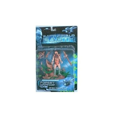 Battlefield Earth Forest Warrior Action Figure | ToyZoo.com