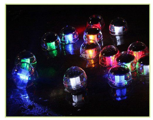 10 Best Ideas About Floating Pool Lights On Pinterest