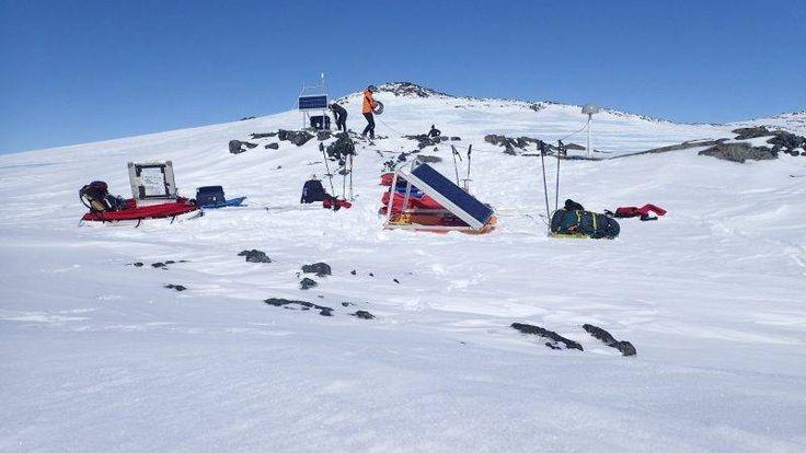 Ahogy olvad a jég, úgy emelkedik az Antarktisz felszíne | 24.hu