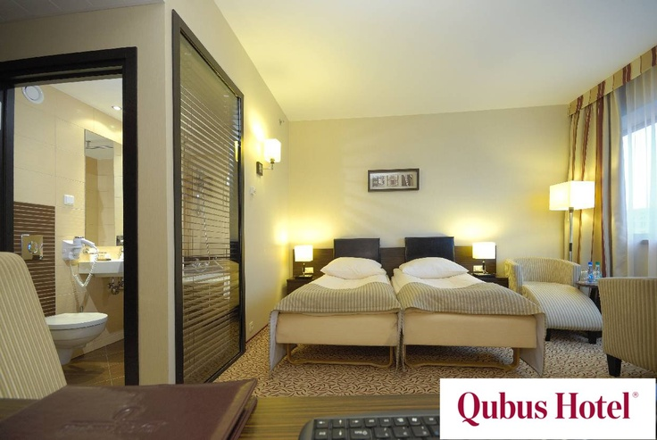 Qubus Hotel Łódź - Junior Suite room