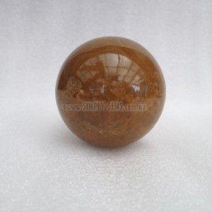 Yellow Jasper Sphere 5.5cm