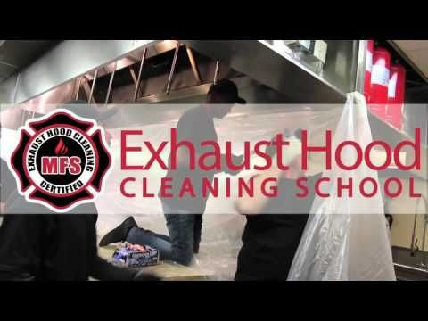 14 best Exhaust Hood Cleaning School images on Pinterest | Exhaust ...