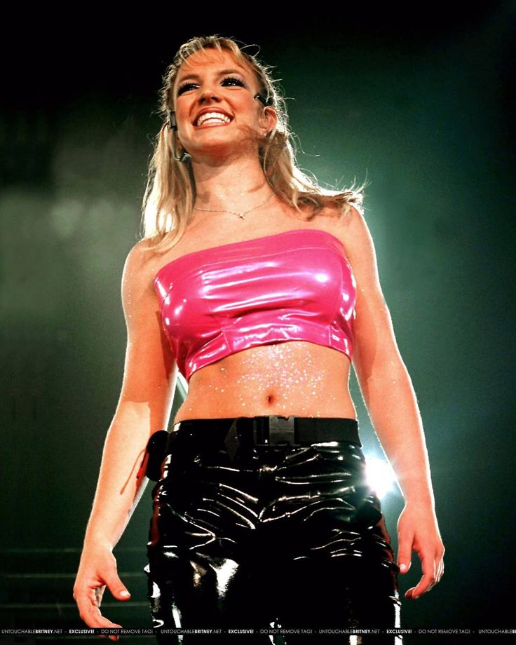 Britney Spears Baby One More Time Tour Baby One