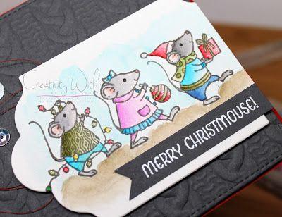 Creativity Within : Merry Mice - Stampin' Up! Holiday Mini Sneak Peek