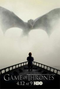 Gme of Thrones Season 5 Official Poster