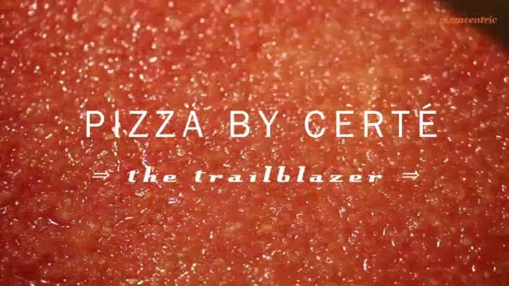 #pizza #certe #certenyc  http://www.pizzacentric.com/journal/2013/2/20/pizza-by-certe-the-trailblazer.html?SSScrollPosition=0
