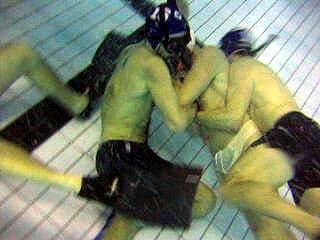 Underwater Rugby by matisok, via Flickr