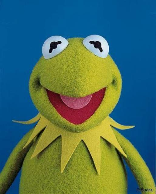 Kermit the Frog is the 'regular guy' of the Muppets. #citizen #archetype #brandpersonality