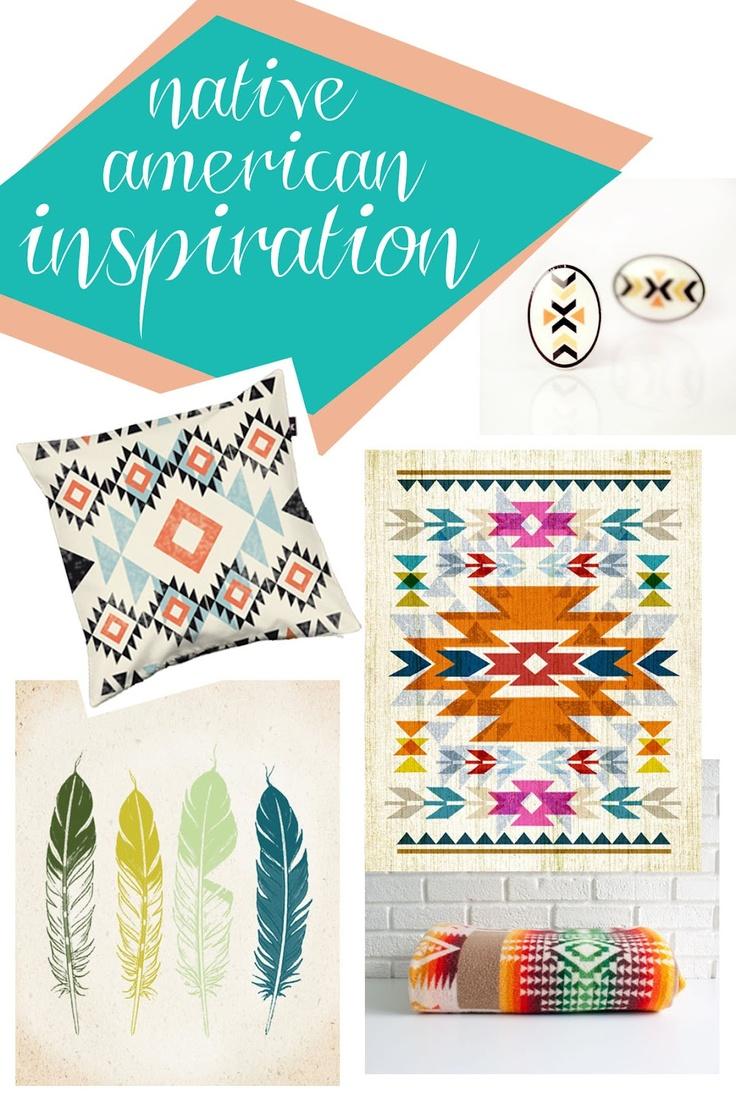 Arizona Bound - Native American Design Inspiration