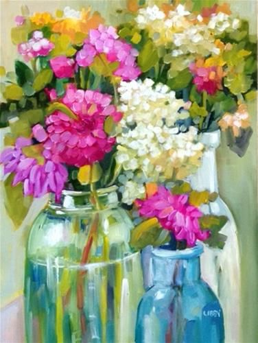 The 372 best pretty paintings florals images on pinterest art this is an art specific and friendly dpw auction mightylinksfo