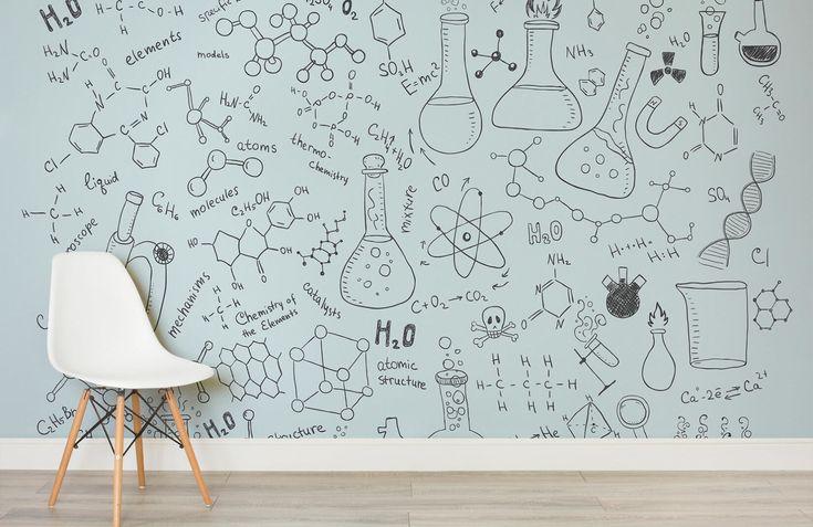 chemistry-doodle-childrens-room