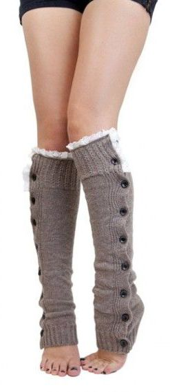 Super Cute Leg Warmers!