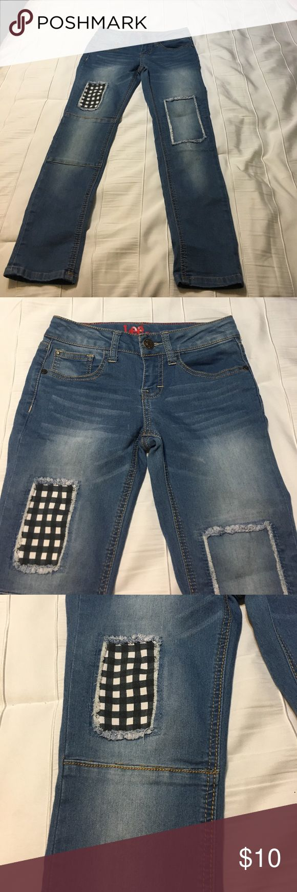 Little girls Lee jeans Good condition size 7 Lee Bottoms Jeans