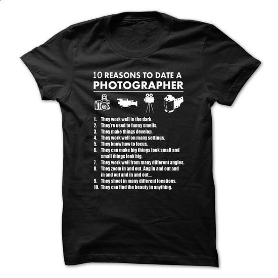 photographer - #blank t shirts #unique t shirts. ORDER NOW => https://www.sunfrog.com/Funny/photographer-58093345-Guys.html?60505