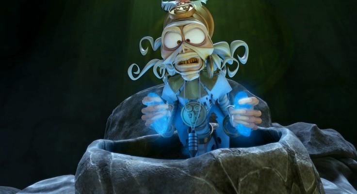 Tad l'explorateur. À la recherche de la citée perdue. Chronique d'un film d'animation espagnol distribué par StudioCanal.