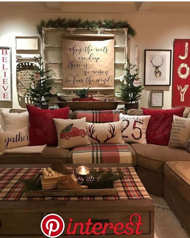 30 Incredible Rustic Winter Decor For Your Home A Comfortable And