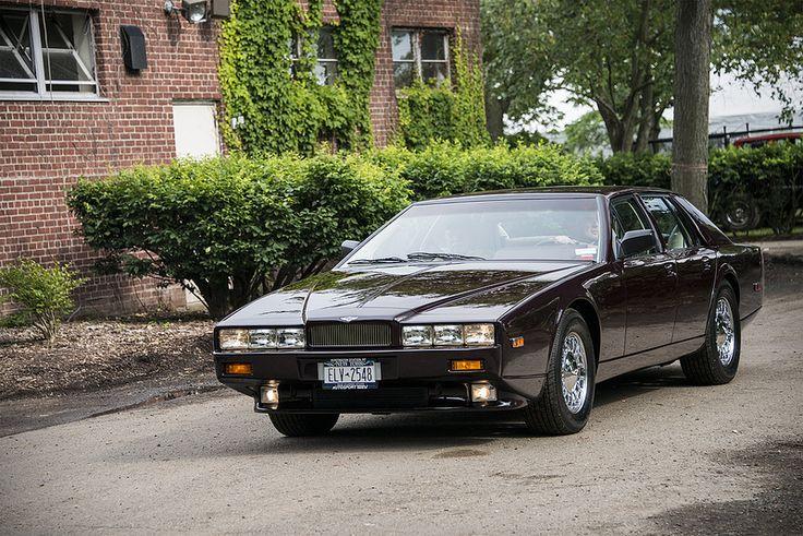 Aston Martin Lagonda, 1989