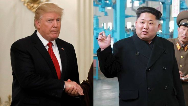 Will Trump Seek Talks with North Korea or Counter Missile Test with More U.S. Military Aggression?   Democracy Now!