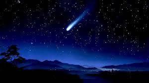 Resultado de imagen de fotos de estrellas fugaces