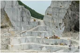 le cave del marmo a Carrara: Del Marmo, Caves Del, Le Caves, Caves Di