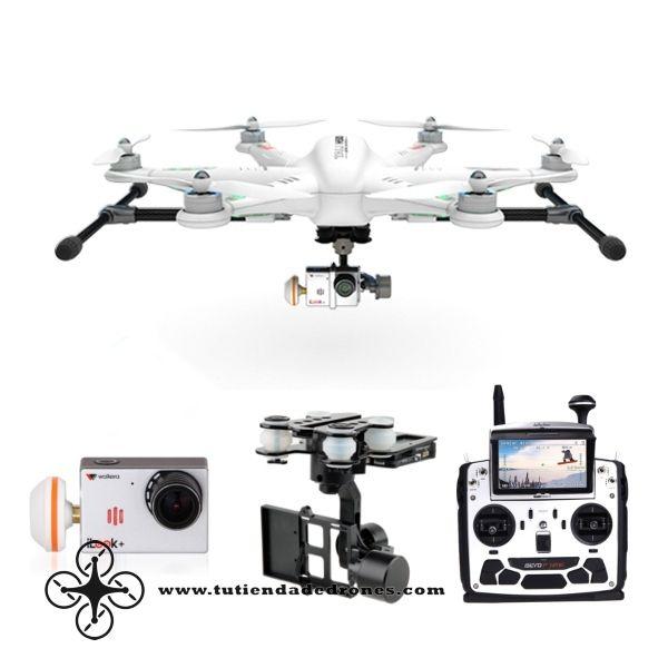 Dron Walkera TALI H500 Hexacóptero con iLook+ Cámara FPV RTF -- 1.423,23€