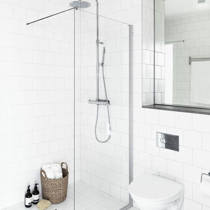 Inspirace: Typicky krásná Skandinávie ve stockholmském bytě přímo na břehu řeky | Living | bydlení | WORN magazine