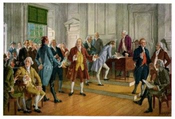 The Signers of The Declaration of Independence Did So On August 2nd, 1776 Not July 4th - Fun Facts about the Declaration of Independence and its signers