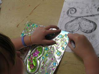 De Kamer Art at The Falcon Academie der Kunsten: 5de leerjaar kunst