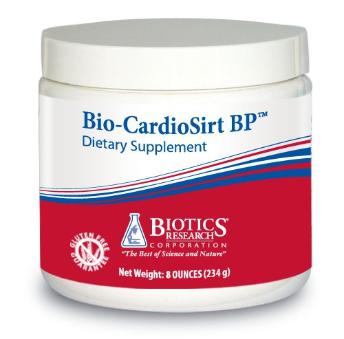 Supports Health Blood Pressure (2 Month supply) Bio-CardioSirt BP™ supplies a…