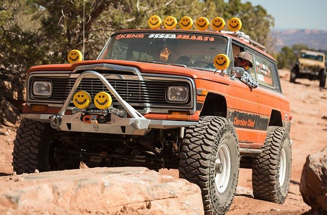 Dr Deathwobble Used Some Jcr Gear In His Totally Rad Cherokee