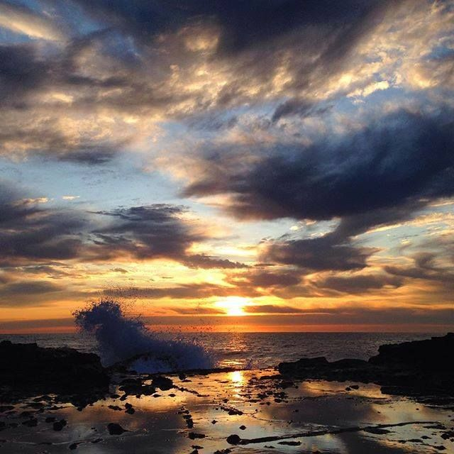 Sunrise in Wollongong. Photography Sophie Emery