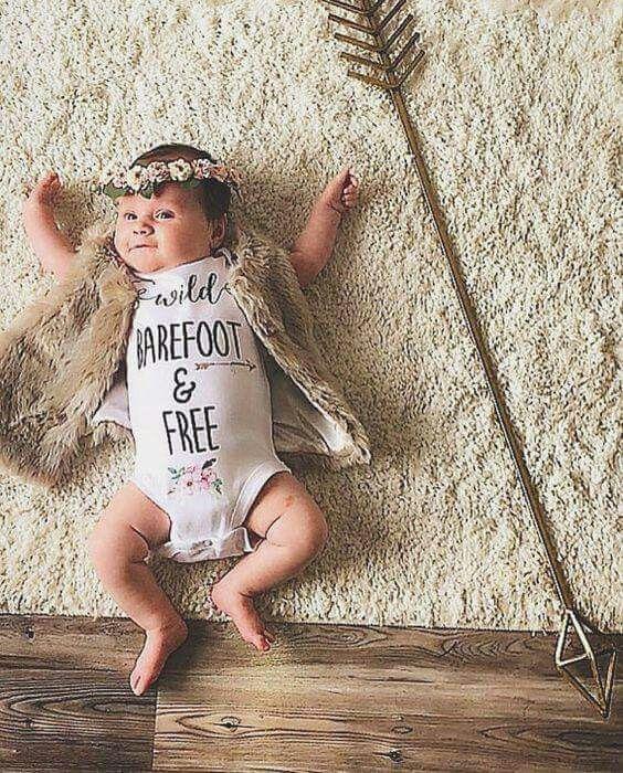 ☮ American Hippie Bohéme Boho Style ☮ Baby Boho