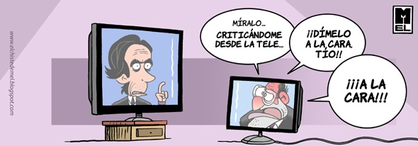 Aznar Vs. Rajoy