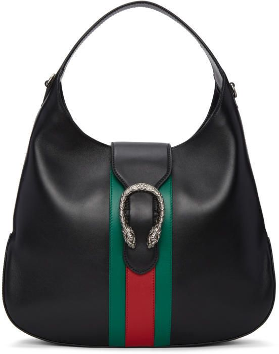 918f6491769a Gucci Black Dionysus Hobo Bag - Sale! Up to 75% OFF! Shop at Stylizio for  women s and men s designer handbags