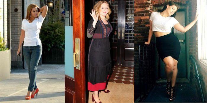 Στο σημερινό μας άρθρο έχουμε τρεις ιδιαίτερα σέξι παχουλές γυναίκες και τρεις αντίστοιχες προτάσεις ντυσίματος, από το HappySizes.gr.
