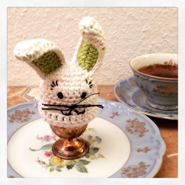 Eierwärmer für die nächsten Ostern häkeln? Anleitung als pdf auf meinem Blog.