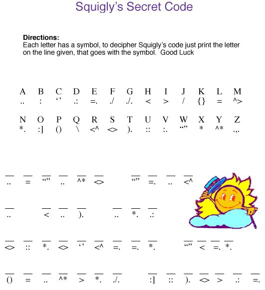 Oct 04, · Master the Pigpen Code. The Pigpen Code, often referred to as to masonic cipher, is one of the most advanced codes to write within. Make sure that you write it out clearly in an organized fashion, as you'll want to be returning into it when you're writing and decoding these messages. Draw your two major grids%(51).