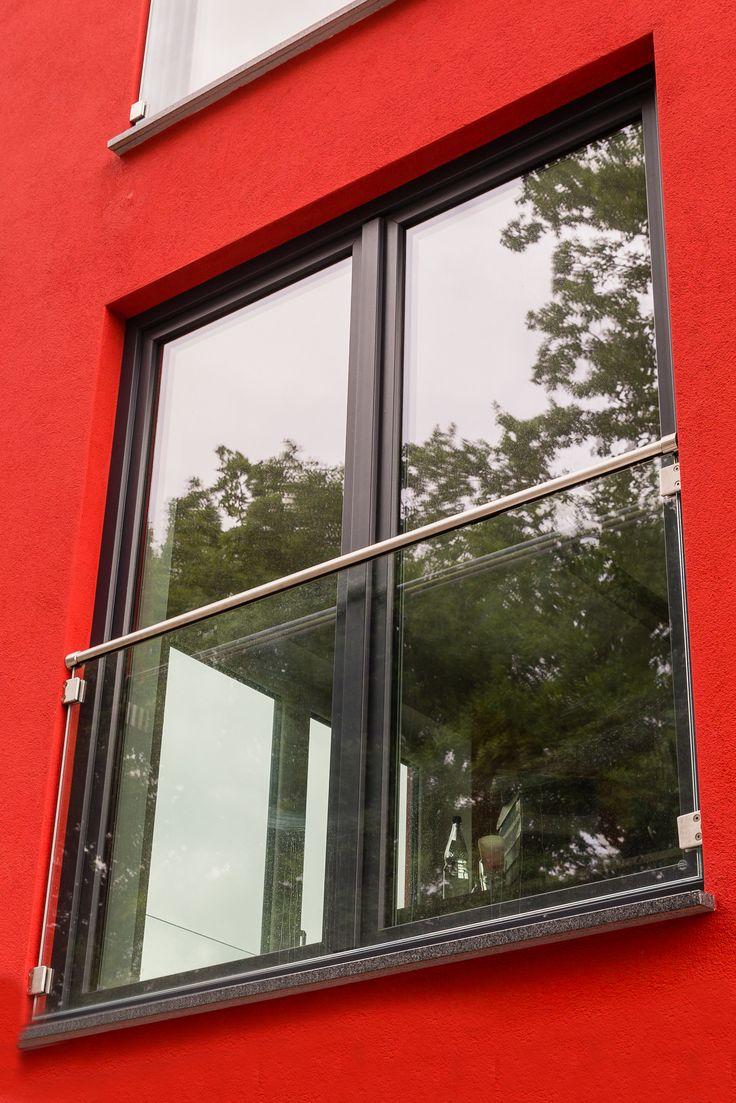 11 besten br stungen und gel nder bilder auf pinterest balkon edelstahl und fenster. Black Bedroom Furniture Sets. Home Design Ideas