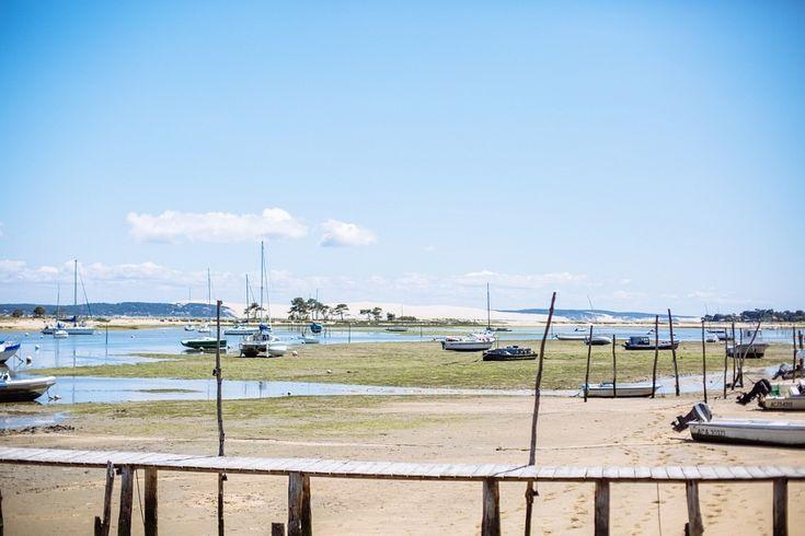 Un des endroits les plus poétiques pour profiter de la Dune du Pilat <3 #legecapferret #gironde #bassindarcachon ##capferret #beach #plage #vraiesvacances #sun #summer #summer2016 #beautiful #landscape #goodtimes #dunedupilat #travel #tourism #vacances #holidays #traveling #voyages #mimbeau #plagedumimbeau