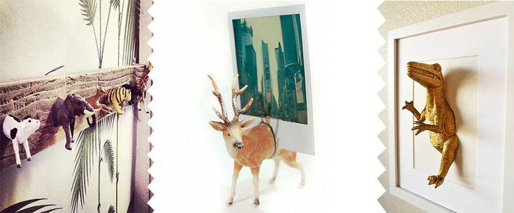 Déco animaux : des accessoires ludiques et trendy pour la maison