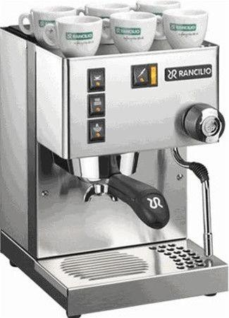 Rancilio Silvia Espresso Machine - Version 3