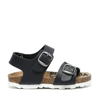 Hush Puppies - blauwe sandalen