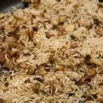 Nutty Cardamon Pilau Rice